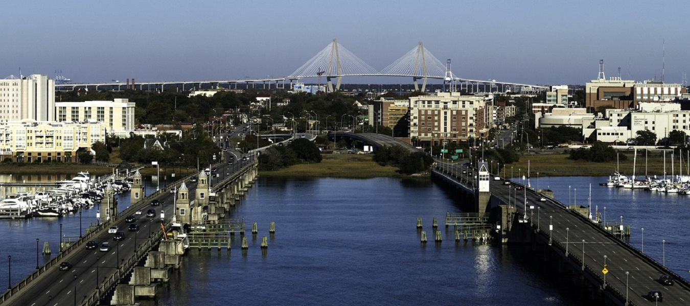 Charleston is the unknown pearl of the United States.